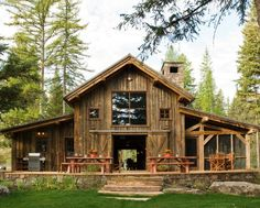 Rustic barn future house!!!!!