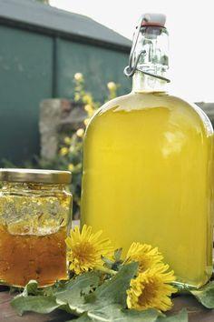 Prirodni lijek: Sirup od maslačka