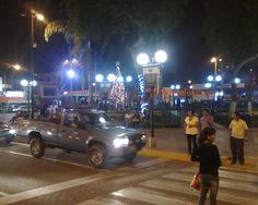 Plaza de Armas - Huaral