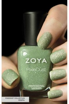 Vespa - Zoya Spring 2013 Pixie Dust Collection | Chic Profile