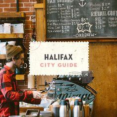 Halifax City Guide | Design Sponge