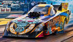 NHRA Funny Car Drag Racing Jim Head.....
