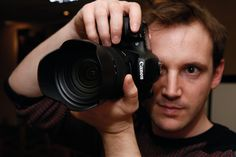 How to set up your camera to take a professional portrait: step 5