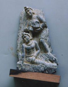 Siddhartha Competes in Wrestling Gandhara Archives Kurita