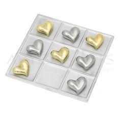 Τρίλιζα Με Πιόνια Καρδιές artistegifts επιχειρηματικά δώρα Ice Tray, Silicone Molds, Muffin, Cupcakes, Muffins