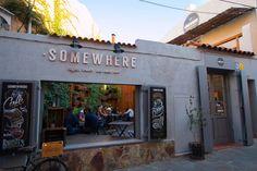Somewhere Café, una cafetería restaurante en el centro de Sant Cugat del Vallès (Barcelona) que se ha convertido en un 'must' al otro lado de Collserola.