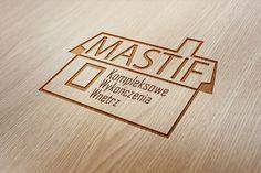 Logotyp MASTIF- Kompleksowe Wykończenia Wnętrz