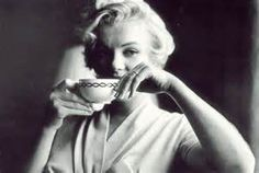 Marilyn Marilyn on the phone in her room at the St. Regis hotel, NYC (1954)