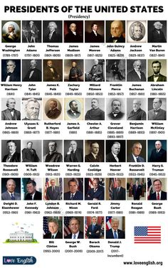 List Of All Presidents, Presidents In Order, American Presidents, William Henry Harrison, William Mckinley, History Of India, Us History, American History, Adam Jackson
