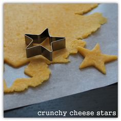 Temporary Insanity, Permanent Joy: Fits the Feingold Diet: Crunchy Cheese Stars