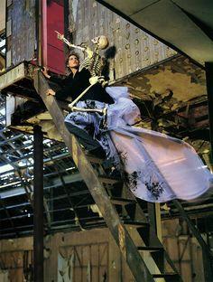 Richard Avedon's Fantastic Fable (24 photos) - My Modern Metropolis