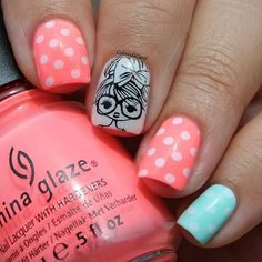 Instagram media coloresdecarol #nail #nails #nailart