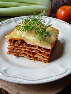 Pyry na Gaz: Lasagne bolognese