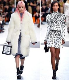 Fall 2015 Runway Looks We Love: Louis Vuitton #InStyle