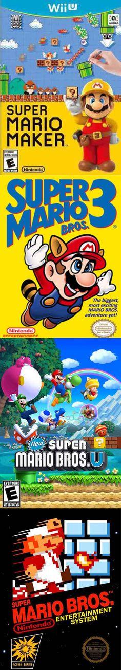 Celebrate #MAR10Day with Super #MarioMaker http://www.levelgamingground.com/super-mario-maker-review.html