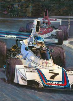 Indy Cars, 500 Cars, Speed Art, Formula 1 Car, Ferrari F1, Car Drawings, Automotive Art, F1 Racing, Sports Art