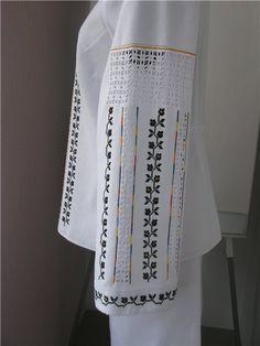 ru / Foto # 54 - vishivanki que rіznі olhar - Embroidery Applique, Embroidery Stitches, Embroidery Designs, Lace Beadwork, Palestinian Embroidery, Drawn Thread, Ethnic Fashion, Women's Fashion, Pakistani Outfits