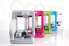 "Cubify ""The Cube"" 3D Printer Amazing technology tech science design electronics new news innovative gadgets device devices cool smart"