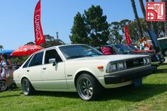 6.  The totaled Buick was replaced by a beige Toyota Corona.  Fabulous car --drove it for a good 120,000 miles.