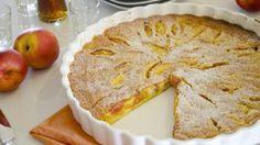 Il clafoutis alle pesche è un dolce estivo realizzato come golosa alternativa al più famoso clafoutis di ciliegie.