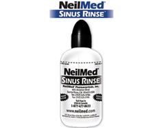 FREE sample of the #1 best selling product of its kind.  You can get a this sinus rinse developed by an M.D.