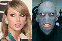 Can You Identify These Celebrities Photoshopped As Lord Voldemort?