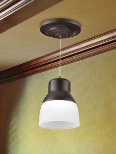 Battery LED Pendant Light - hanging battery light | Solutions