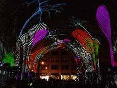 Projection/ dumbo art festival