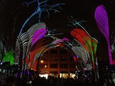 Projection/ dumbo art festival