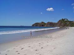 Playa Flamingo Costa Rica en Cabo Velas, Santa Cruz, Guanacaste: informacion, ubicacion, mapa con direccion, coordenadas para GPS, como llegar en autobus o avion, fotos y video.