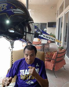 Family says Muhammad Ali watching Super Bowl, rooting for Ravens, and not on verge of death