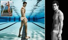 0lympic swimmers naked