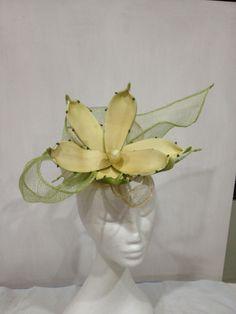 Gloria BY FIONA GORDON #millinery #hats #HatAcademy