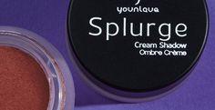 Révolutionnez votre maquillage Splurge est une ombre à paupières crème d'une tenue imbattable et qui se travaille très facilement... Possibles entre eux 😉