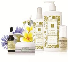 Age Corrective Collection from Eminence. Available at Athena Spa Windsor Fort Collins, CO http://www.spaathena.com/