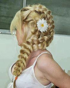 Unbelievable braids!