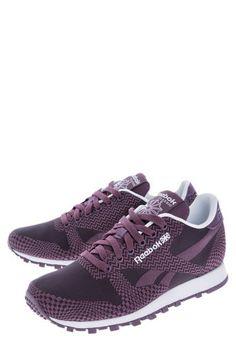 Running Morado Reebok Cl Runner Summer Brigh Reebok Zapatos Deportivos  Mujer 879ce9782