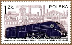 train stamp collector