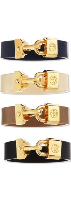 Tory Burch bangles| LBV ♥✤ | KeepSmiling | BeStayBeautiful