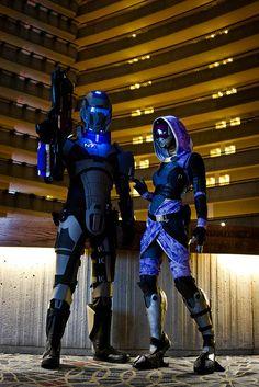 Mass Effect 2 at DragonCon