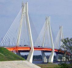 Муром. Новый мост через реку Оку Алексей Белобородов, GNU 1.2