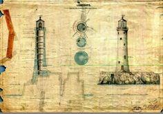 Lighthouse prints | Trinity House, Longships
