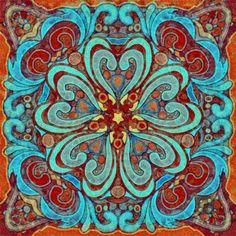 MANDALA DESIGN 158 by Philluppus.deviantart.com on @deviantART