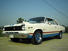 Muscle Cars You Should Know: AMC's '69 Hurst SC/Rambler - StreetLegalTV