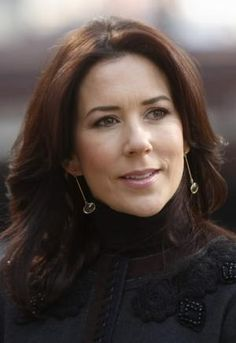 Crown Princess Mary of Denmark by willa