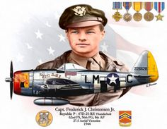 Frederick J. Christensen 56th Fighter Group