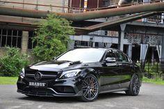 Brabus C63S: Wenn's etwas exklusiver werden soll!  http://www.autotuning.de/brabus-c63s-wenns-etwas-exklusiver-werden-soll/ Brabus, C 63S, C63, Mercedes Tuning News, Mercedes-Benz C 63S, PowerXtra B40 - 600