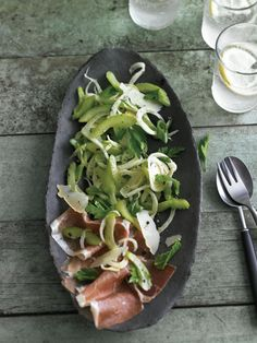 Celery, Parsley & Prosciutto Salad from Williams-Sonoma