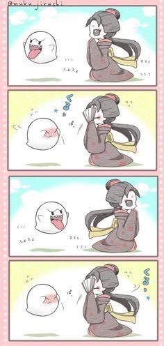 む🐟く (@muku_jirushi) さんの漫画 | 63作目 | ツイコミ(仮) Sad Comics, Chinese Cartoon, V Cute, Cute Gay Couples, Identity Art, Angel Of Death, Kawaii Cute, Cute Drawings, Chibi