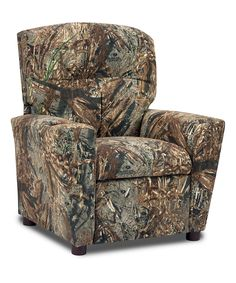 Duck Dynasty Phil Robertson Camo Recliner Chair Duck